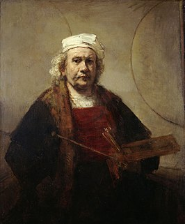 "Lezing over ""Rembrandt als christen"""
